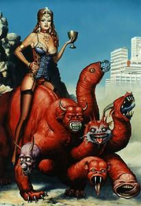 The Harlot Women of Babylon