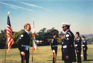 LAPD Honor Guard