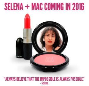 Selena make up