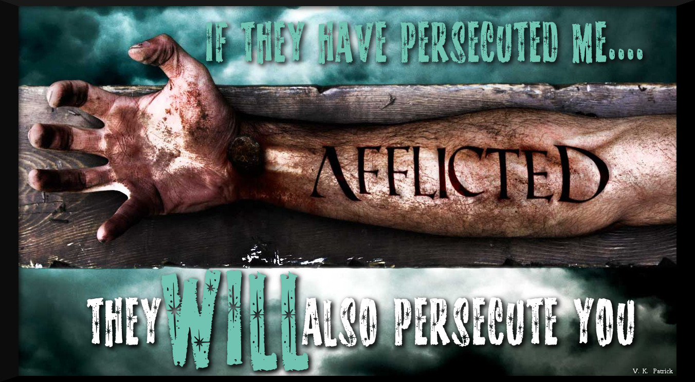 Afflicted persecution persecuted christians