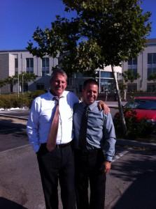 Brett and Mark