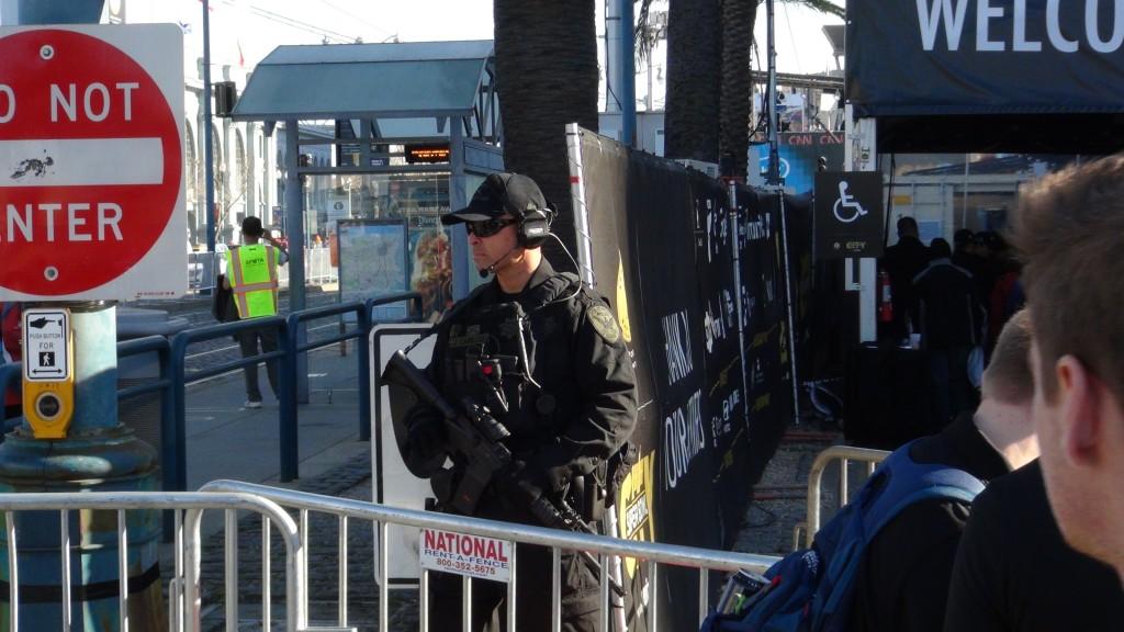 SFPD Super Bowl 50