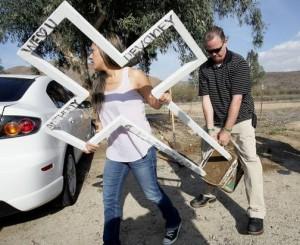 Devaney cross story
