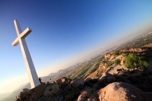 The Cross at Mt Rubidoux
