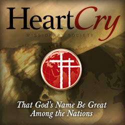 Heartcry Paul Washer