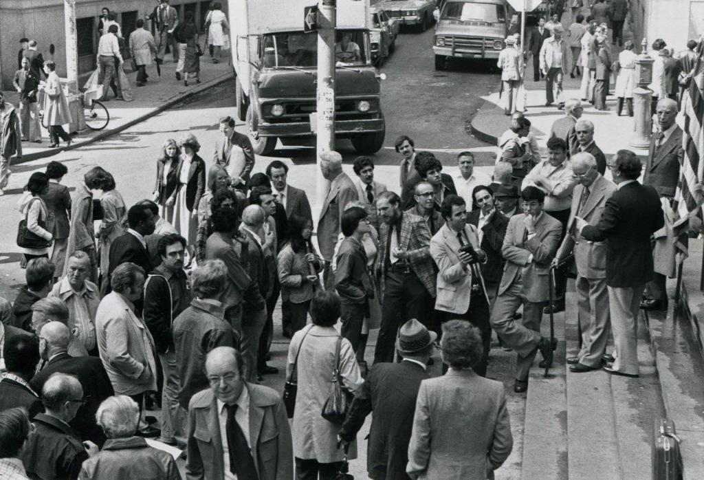 Cornelius Van Til street preaching (timeline)