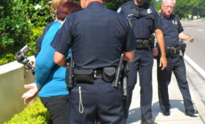 Pro-lifers arrested in Florida