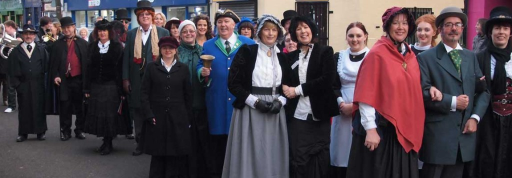 Photo courtesy of http://victorianchristmasfestival.co.uk/